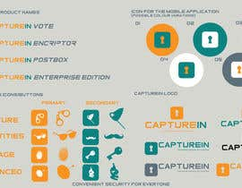 #85 untuk CaptureIn logo and application icon upgrade oleh kabitsisn
