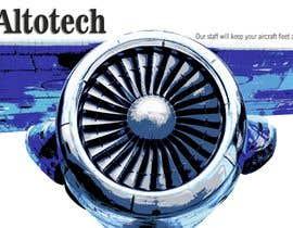 #16 untuk Design new logo for aviation company oleh pedrohggpinheiro