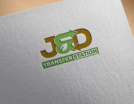 nº 38 pour Company Logo for J&D Transfer Station par NONOOR