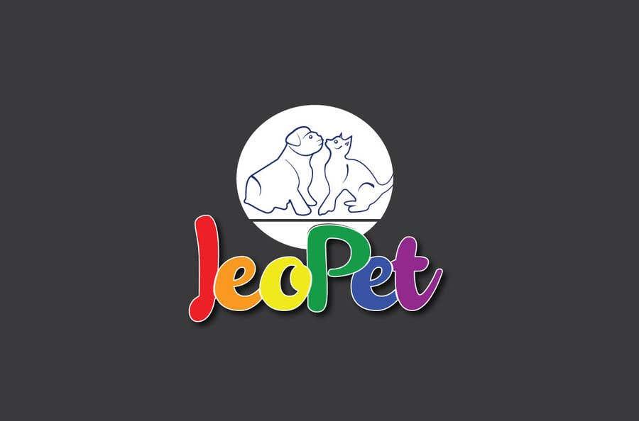 Penyertaan Peraduan #83 untuk design a logo for Pet