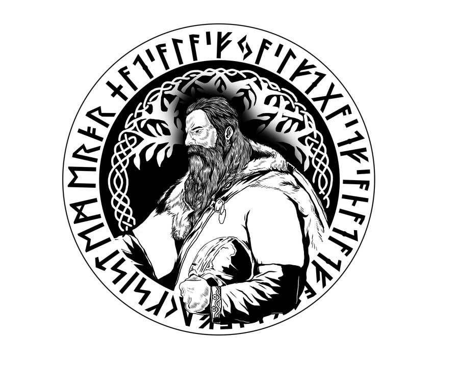 Penyertaan Peraduan #33 untuk Viking/Norse Artwork
