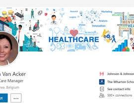 Nro 71 kilpailuun Designer to create LinkedIn Banner käyttäjältä afrin18sadia
