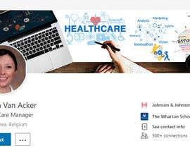 Nro 75 kilpailuun Designer to create LinkedIn Banner käyttäjältä afrin18sadia
