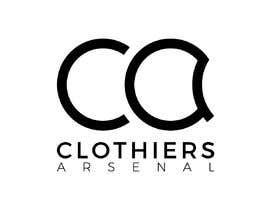 #10 for Clothiers Arsenal logo design af bluebd99