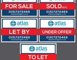 #5 untuk Design a board for estate agent in UK oleh riadhossain789