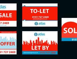 #36 untuk Design a board for estate agent in UK oleh AdnanAich