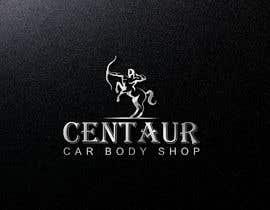 Nro 33 kilpailuun create a logo for Centaur Car Body Shop käyttäjältä MdMusaddik