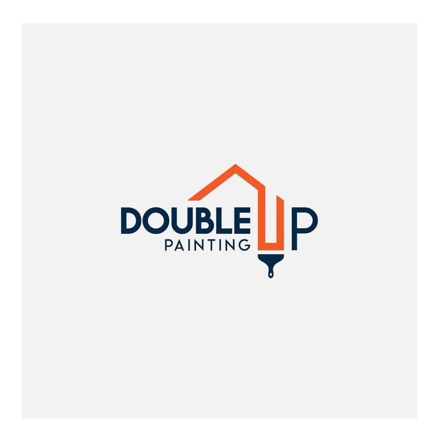 Proposition n°138 du concours Build me Logo !!! Double Up Painting