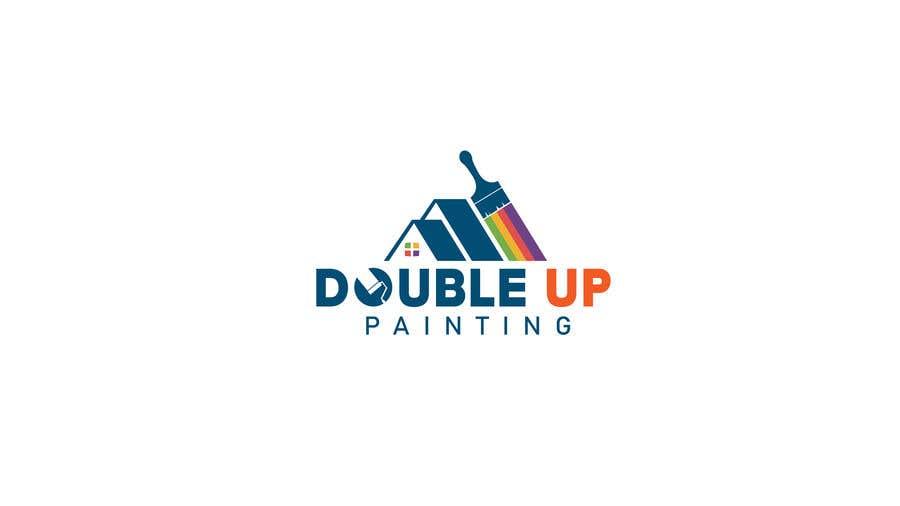Proposition n°117 du concours Build me Logo !!! Double Up Painting