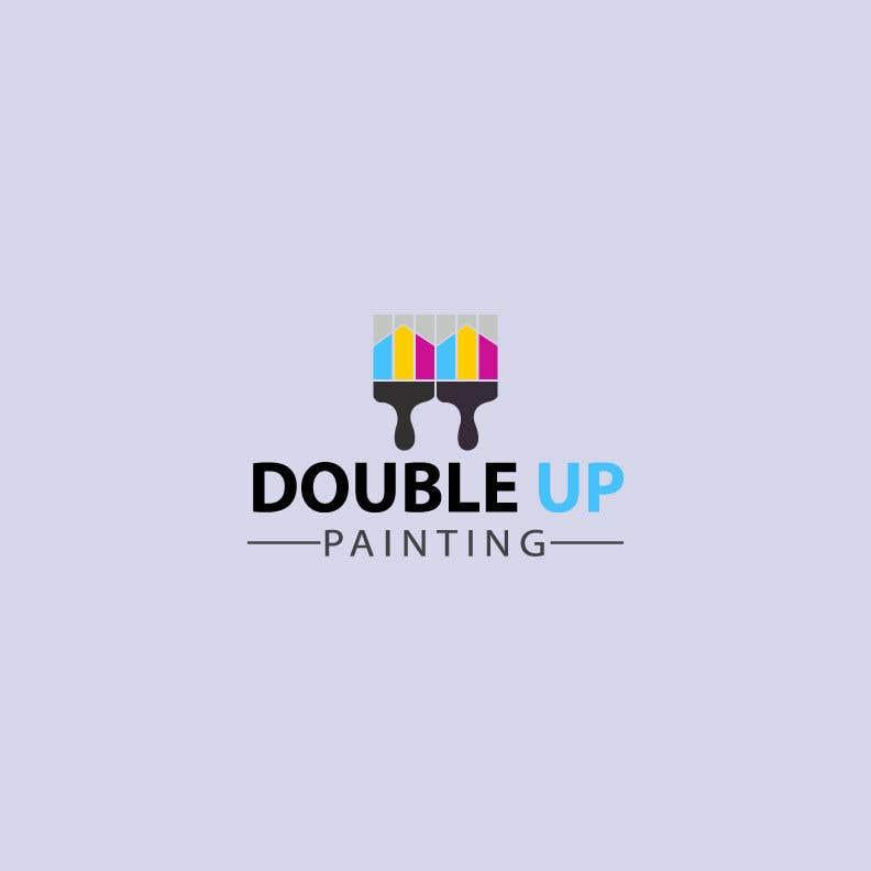 Proposition n°97 du concours Build me Logo !!! Double Up Painting