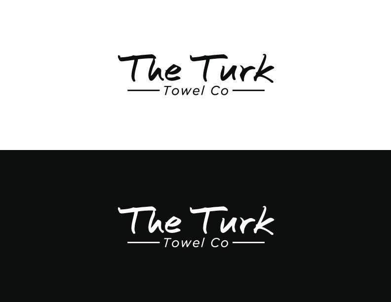 Inscrição nº 6 do Concurso para Create a simple logo using font only for a turkish towel brand