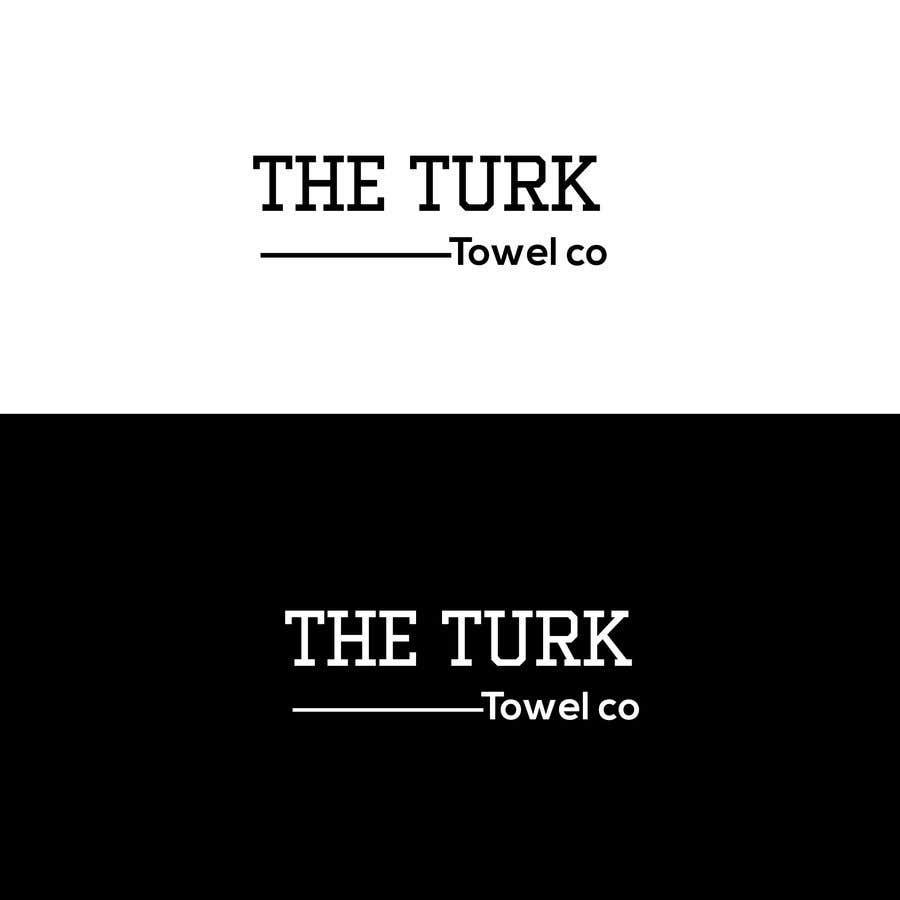 Inscrição nº 20 do Concurso para Create a simple logo using font only for a turkish towel brand