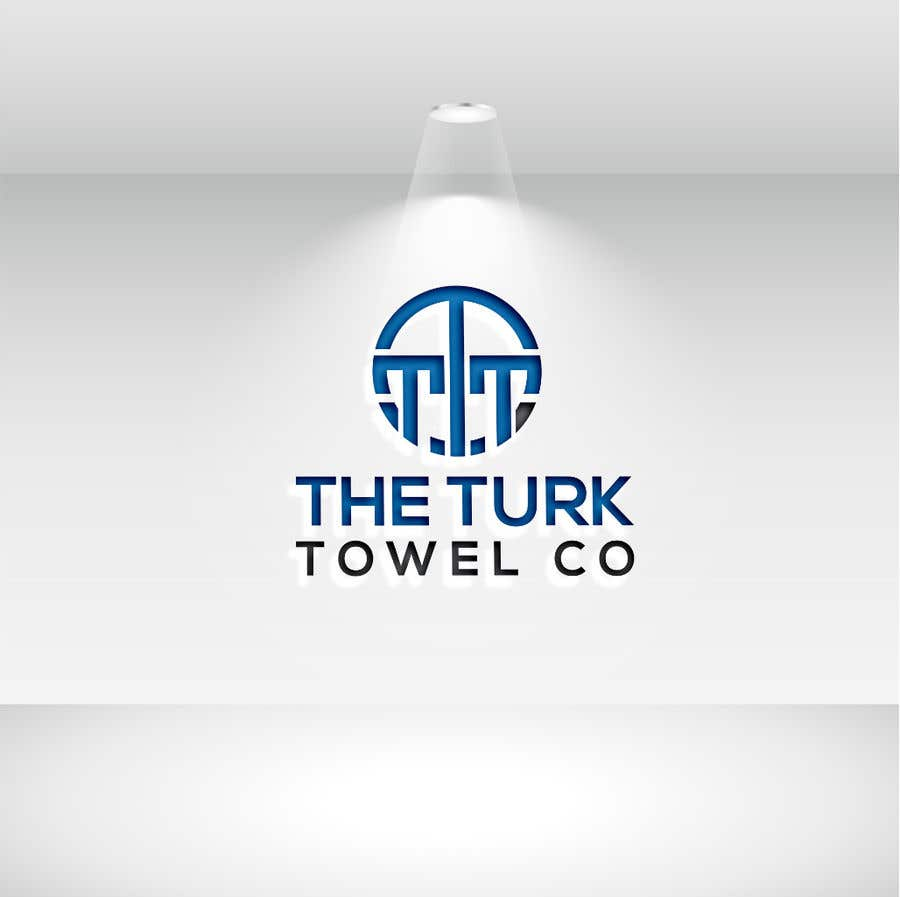Inscrição nº 31 do Concurso para Create a simple logo using font only for a turkish towel brand