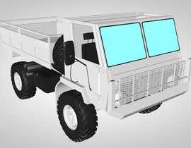 #9 for VEHICLE MODEL (3D PRINTABLE) FROM REFERENCE MATERIAL by KhangHoangg