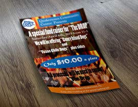 nº 2 pour I need a 1 page flyer made for a fundraiser par Bodrul06