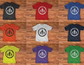 #16 para Design for a T-shirt. por CreativeRajon