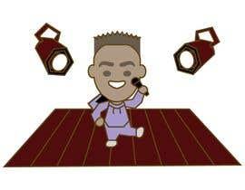 #3 for OZUNA - Caricature Contest by ElementalMantis