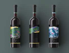 #38 untuk Bottle Label Design for Beverage  FONT; COLOR; ARTWORK; (Potentially a LOGO) oleh Onlynisme