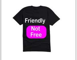 nº 94 pour Friendly Not Free par punitsaxena1