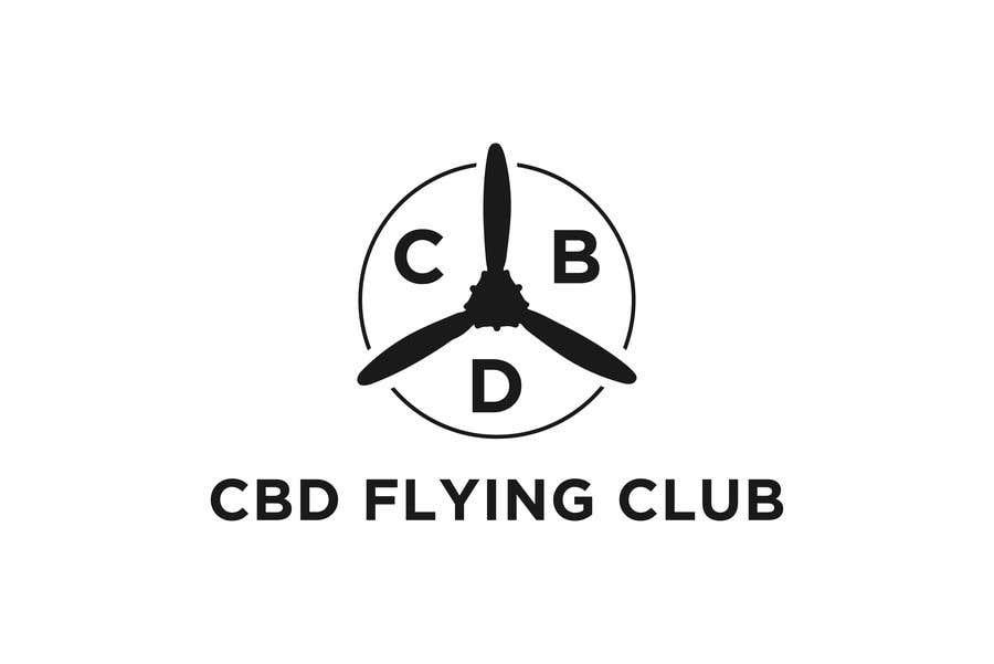 Kilpailutyö #22 kilpailussa Logo for a Flying Club
