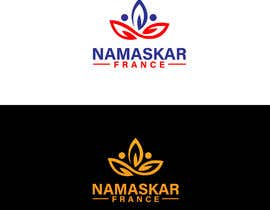 #147 for LOGO - NAMASKAR by istiakgd