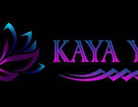 #90 для Logo para Sala de YOGA от tatideviazzo