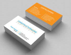 #110 for Business Card Design for a Residential Engineering Company af dipangkarroy1996