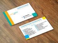 Graphic Design Kilpailutyö #71 kilpailuun Business Card Design for a Residential Engineering Company