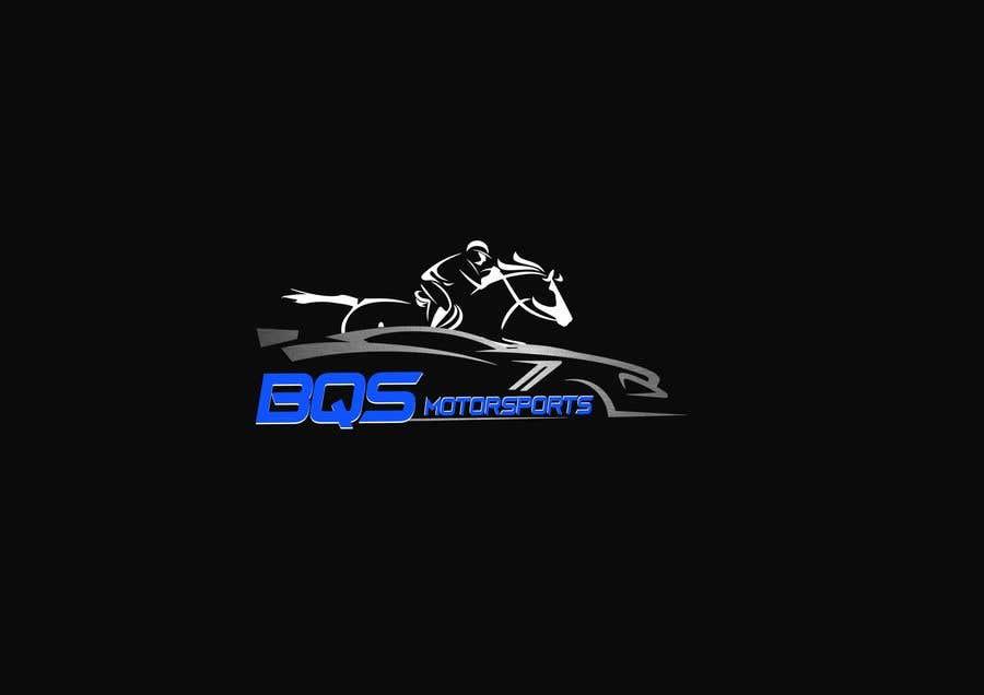 Конкурсная заявка №85 для BQ Racing Logo