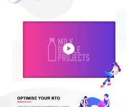 #10 для design a home page for a website от trandesign0105