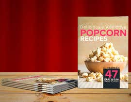 nº 22 pour eCover for Recipe Book par AtlassDZ