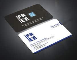 #197 для Engineer consultant Business Card от shazal97