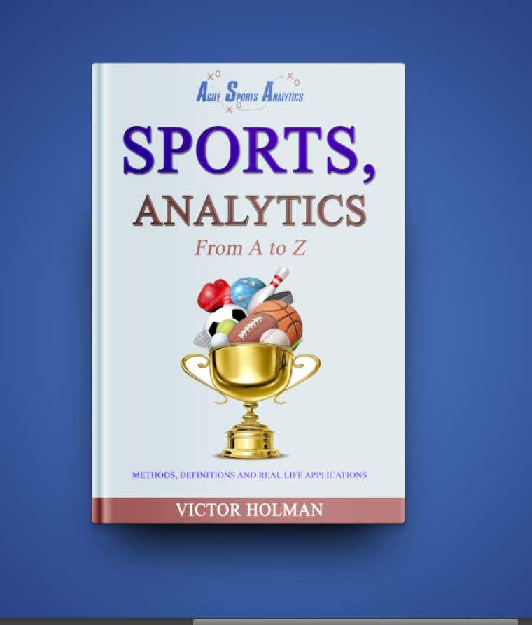 Proposition n°74 du concours Book Cover Design - Sports Themed