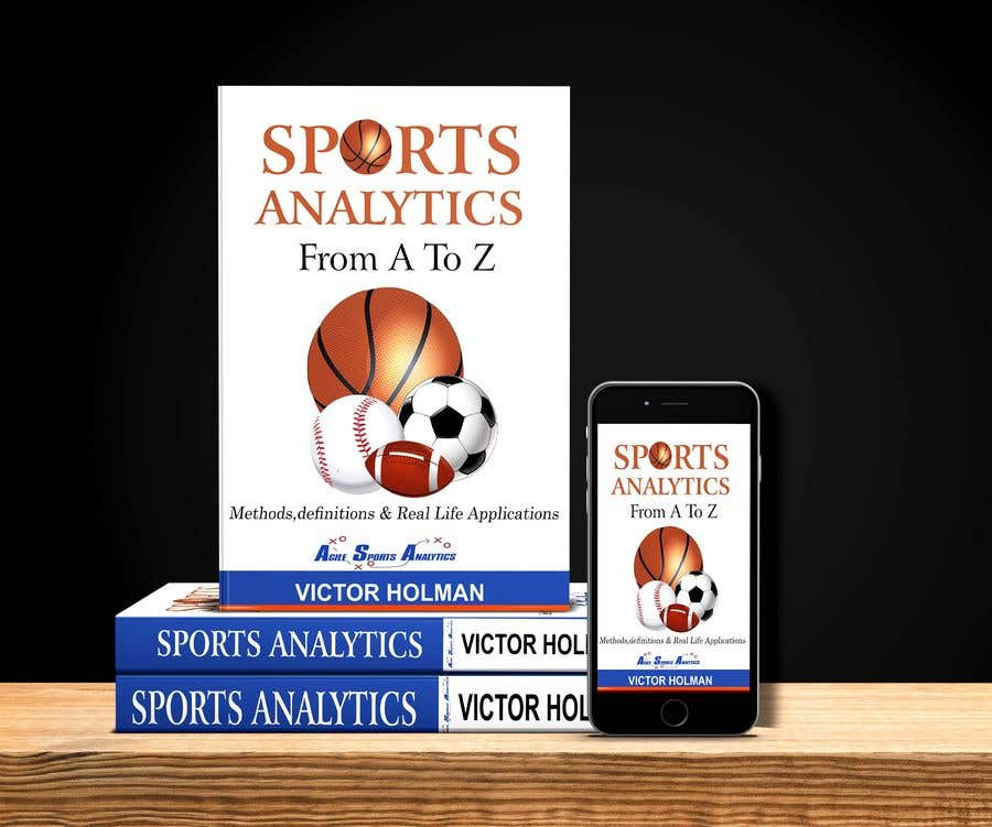 Proposition n°64 du concours Book Cover Design - Sports Themed