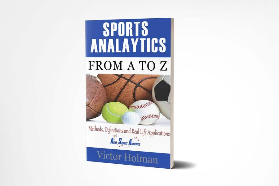 Proposition n°71 du concours Book Cover Design - Sports Themed