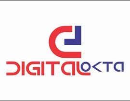 Nro 27 kilpailuun DigitalOkta LogoDesign käyttäjältä piter25