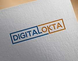 Nro 13 kilpailuun DigitalOkta LogoDesign käyttäjältä meherab01855