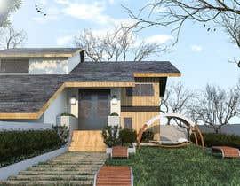 nº 9 pour 3D Frontyard Modern Design par YasharLuxuryArt