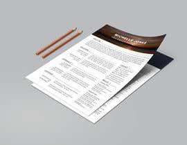 #30 cho Resume Design bởi kkrarg