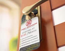 #20 for Door Hanger - Flyer Design by sujonyahoo007