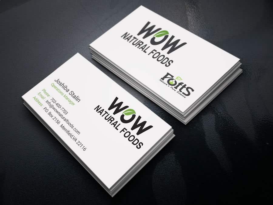 Proposition n°44 du concours create business card