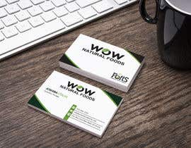 #104 para create business card por shah14940