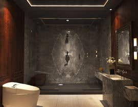 #40 for bathroom design by izharmarajo
