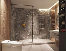#46 for bathroom design by izharmarajo