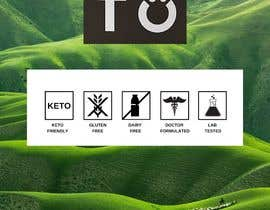 #34 para Create icons for keto supplement product label por Arghya1199