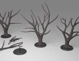 coc3dart tarafından 3D SCULPTED TREE ARMATURES (x21) için no 6