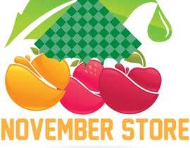 #12 for Design for an old shop selling nutrality and be named november store af albakry20014
