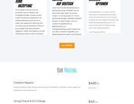 #3 for WP Website change of header design, booking system change of design, simple logo, Installation af Yasirul
