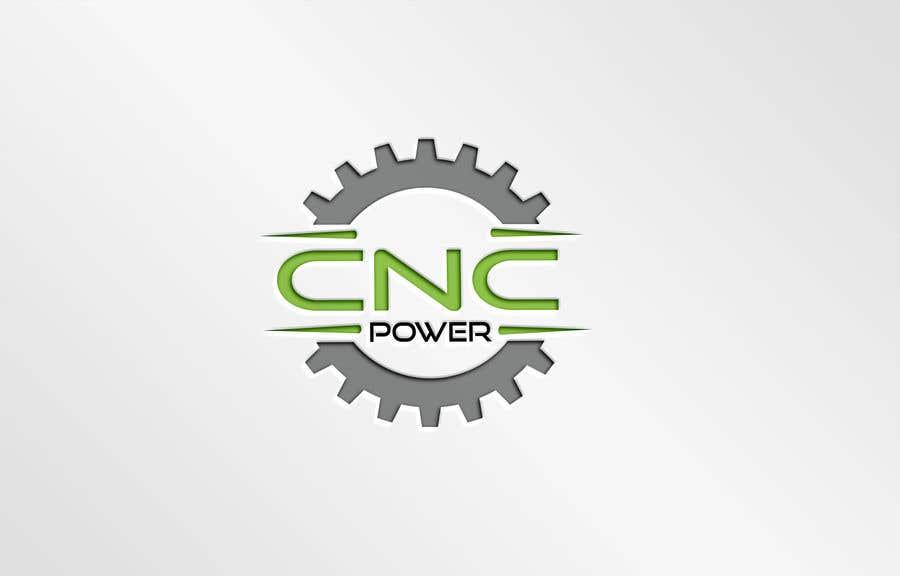 "Intrarea #76 pentru concursul ""Logo design for CNC machining company"""