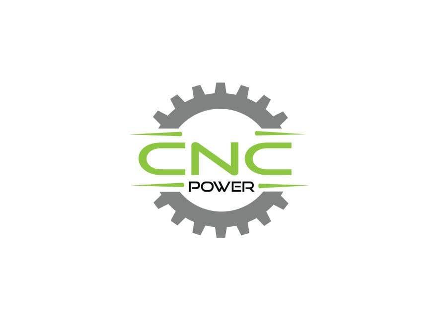 "Intrarea #77 pentru concursul ""Logo design for CNC machining company"""